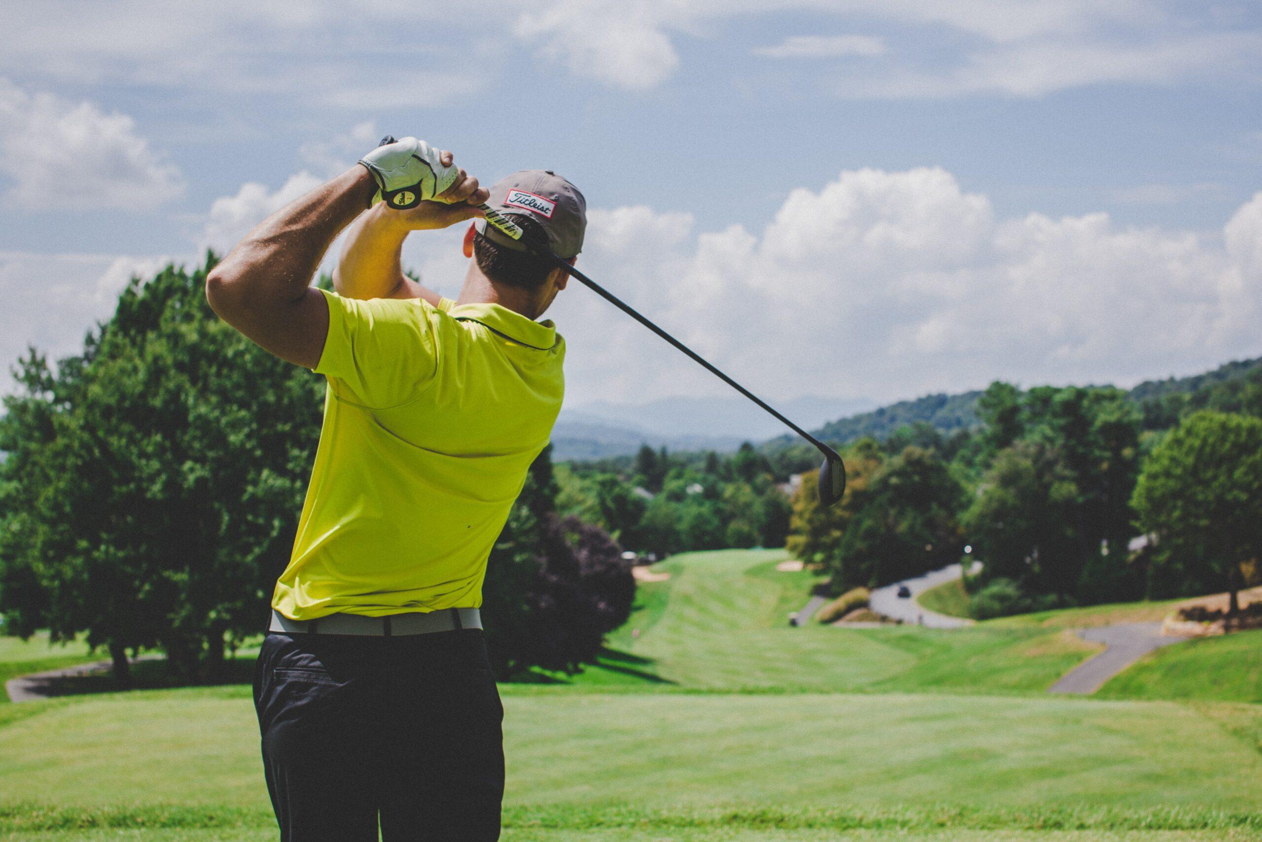 Golfswing verbeteren Golf Fitness Training Program