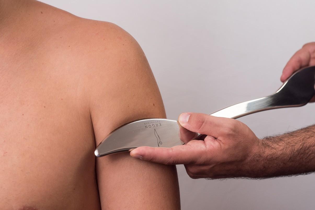 Kinesitherapie IASTM behandeling lichamelijke klachten Mol Geel Meerhout Lommel