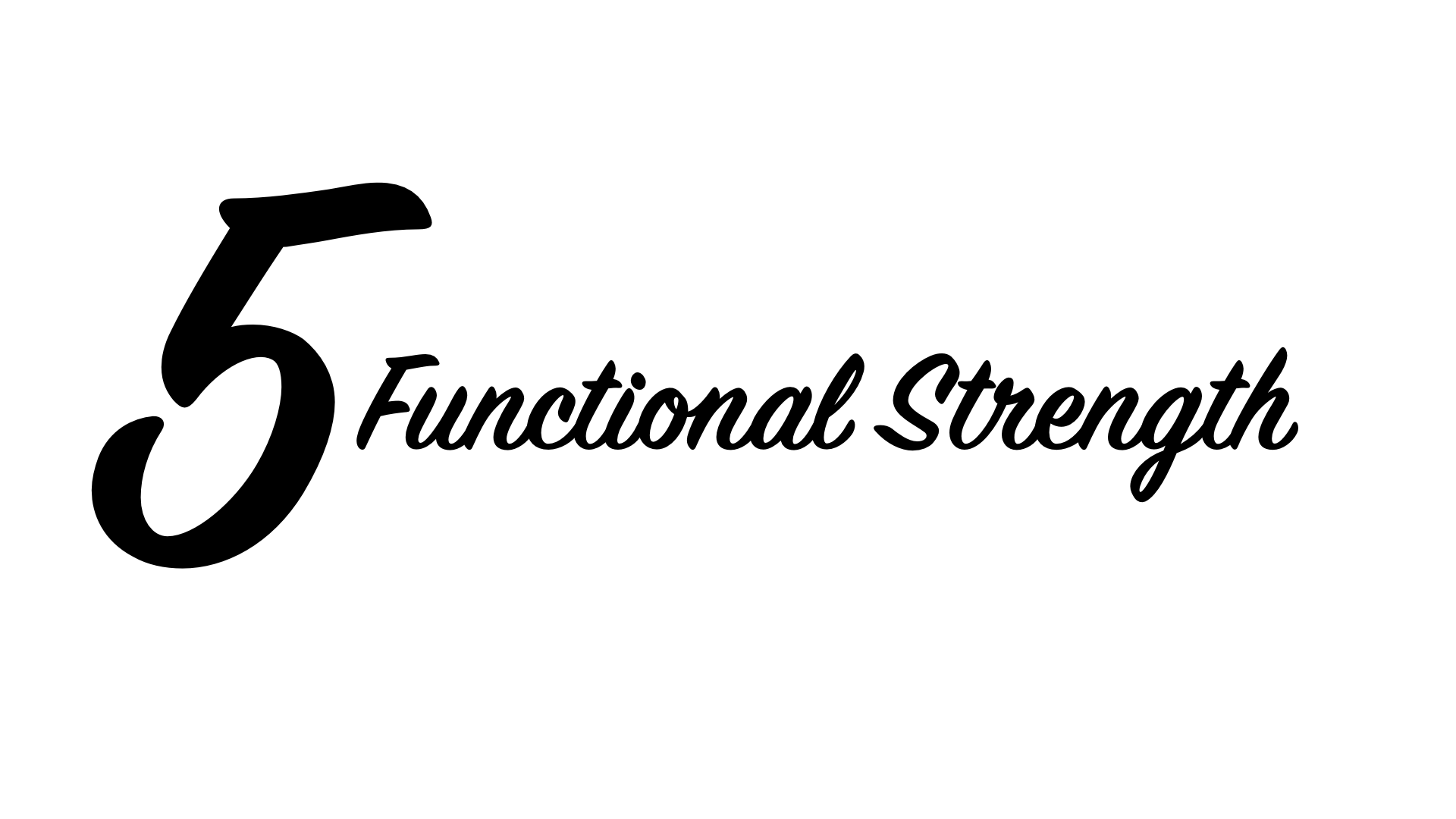 Functional Strength Training Golf